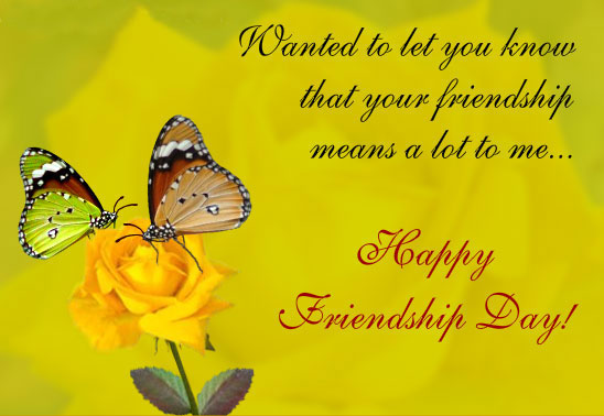 Happy Friendship Day Facebook Status Messages 2