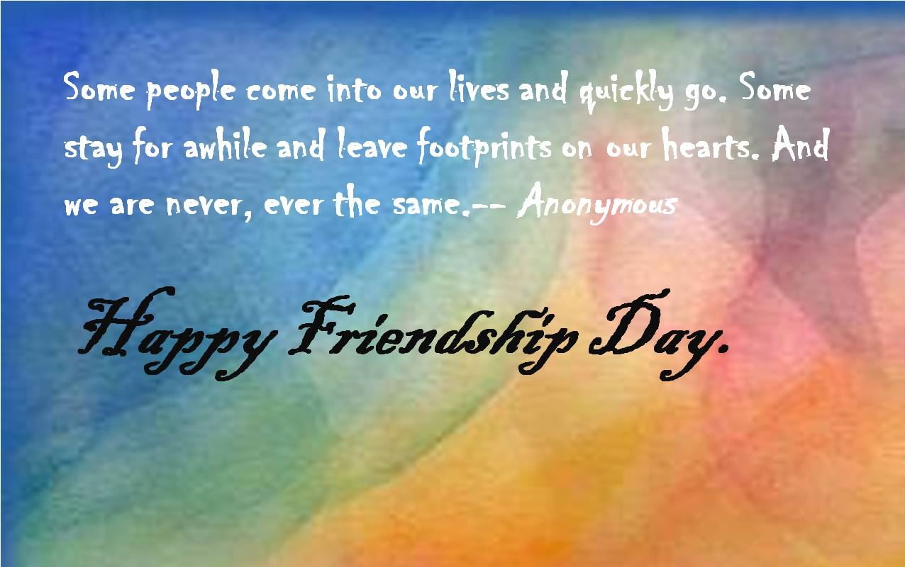 Happy Friendship Day Quotes for gf