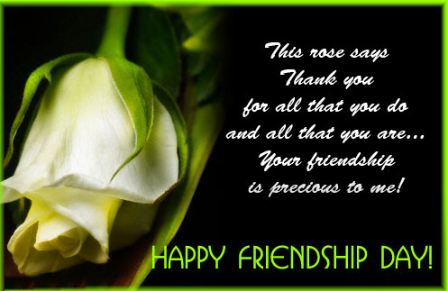happy friendship day messages