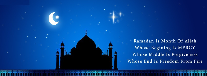 ramadan quotes facebook covers