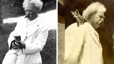 12 Pics Of Legendary Author Mark Twain Being A Complete