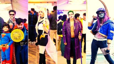 These Pakistanis dressed up as your favorite characters is the
