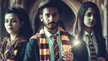 The first trailer of Pakistani fan made 'Harry Potter' spin-off