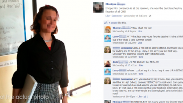 Ungrateful Student Insults His Former Teacher On Facebook, But This