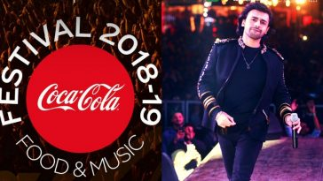 Coke Fest 2019 is coming to Islamabad on the 25th